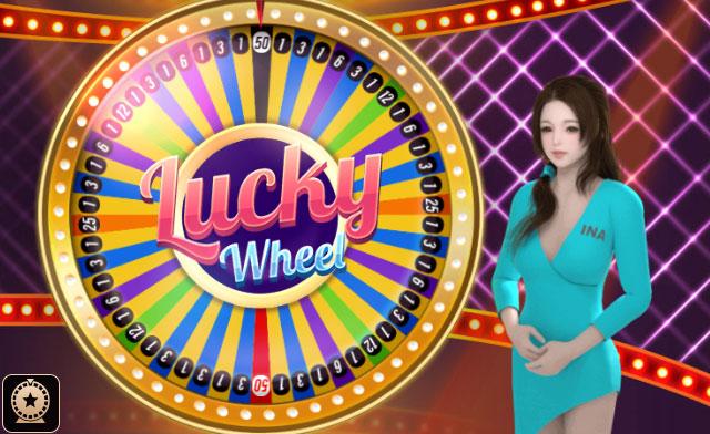 Lucky wheel slot